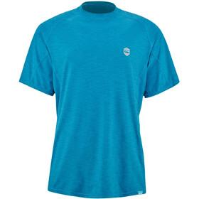 NRS H2Core Silkweight Short-Sleeve Shirt Men fjord